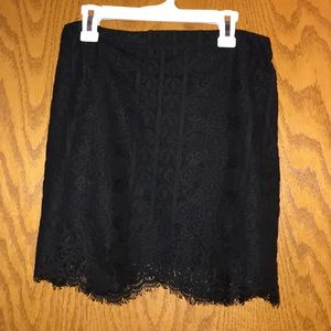Hollister • Lace Skirt